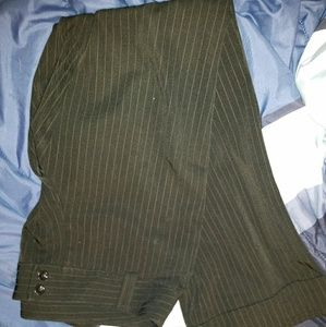 Size 7 pinstripe dress pants